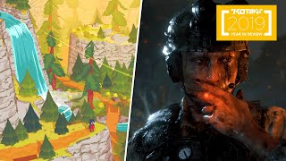 2019's Most Relaxing Games And Most Stressful Ones | Kotaku