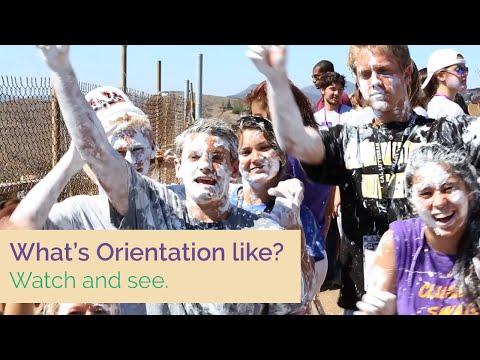 Get Ready for New Student Orientation