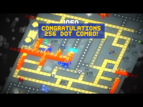 Getting The 256-Pac-Dot Chain! | Pac-Man 256 #5