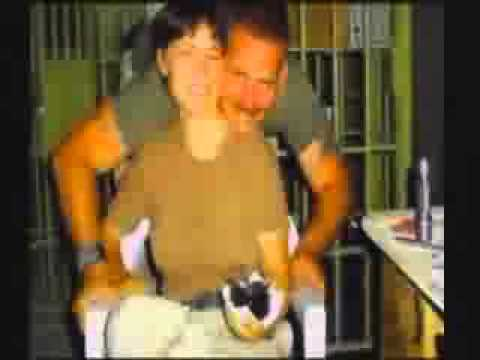 Inside Abu Ghraib Prison Iraq.