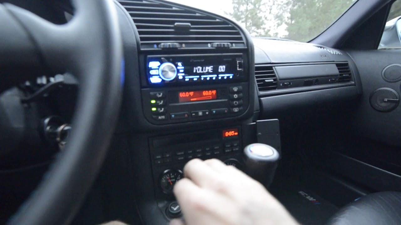Modified 1997 BMW M3 Sedan 6-Speed