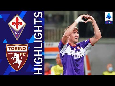 Fiorentina 2-1 Torino | Vlahovic ancora una volta decisivo nella vittoria Viola | Serie A TIM 21/22