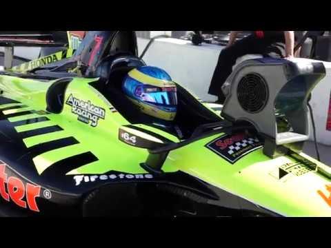 2018 IndyCar Phoenix Open Test