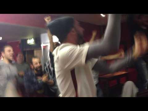 Dzeko is on fire! nuovo coro by Roma Club Dublino!