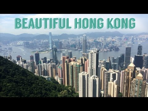 Weekend in Hong Kong: Our Last Days in China (CC)