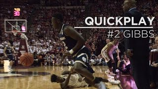 Quick Play | TJ Gibbs Steal and Lay-in