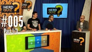 [1/3] Nerd Quiz 2.0 mit Gregor   Nils vs Ralph Gunesch vs Tobias Escher   26.04.2016