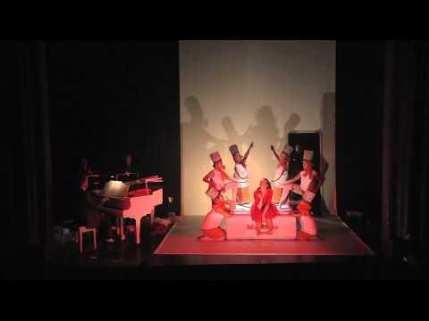 Trailer 'Il segreto di Susanna' - Resident Artists Programme
