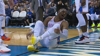Westbrook Injury, Thunder 5 Game Win Streak! 2018-19 NBA Season