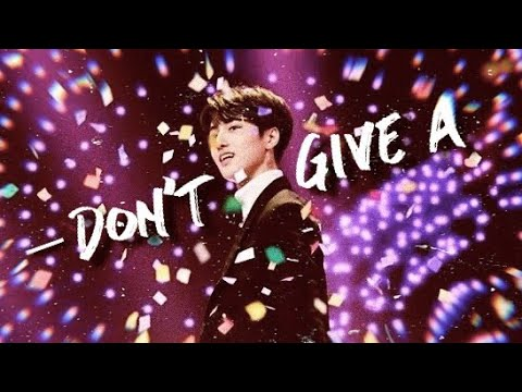 haruto-➳-don't-give-a-{fmv}