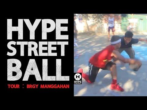 Hype Streetball Tour - Manggahan
