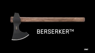 CRKT BERSERKER™ | Ryan Johnson of RMJ Tactical Design
