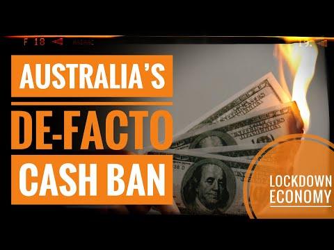 Australia's De-Facto Cash Ban
