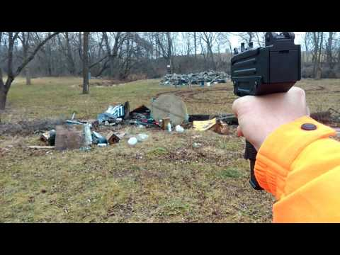 22 Uzi the most fun you can have with a 22 long rifle