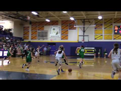 Maryville Spoofhounds vs Penny Hornets (girls)