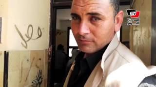 حرس وزير التعليم يمنع الصحفين ومدير إدارة تعليمية من حضور جولته بمدرسة ببني سويف