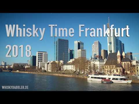 Whisky Time Frankfurt 2018 (Whisky Messe)