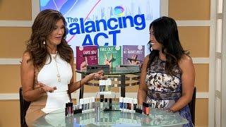 The Balancing Act - Julep Nail Color, Breathable Nail Color