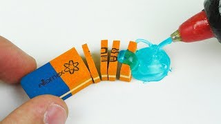 5 CRAZY LIFE HACKS WITH GLUE GUN