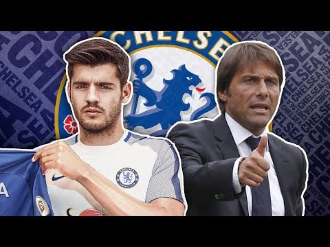 Chelsea To Make Alvaro Morata Their Number 1 Transfer Target! | W&L