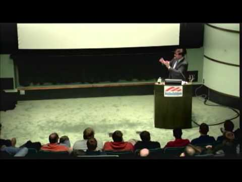 Jonah Goldberg at the University of Michigan