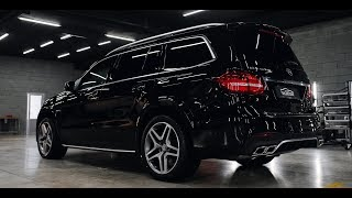 Mercedes GLS AMG 2019 Детейлинг центр MGN STAR