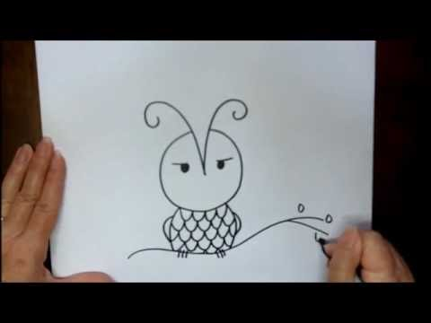 how to draw cartoons easy for beginners