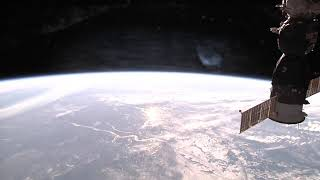 Live ISS video but what is in the background can anyone help