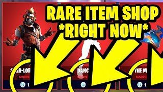 *ALERT* RARE ITEM SHOP - STAR LORD OUTFIT (MARVEL GUARDIANS OF THE GALAXY) Fortnite Rare Skin