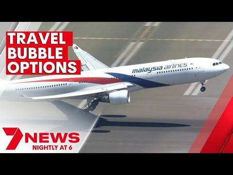 Australia looks ahead to establishing COVID travel bubbles by Christmas   7NEWS