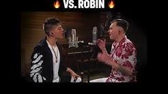Ollie vs Robin - Hula Hula (Mash Up)