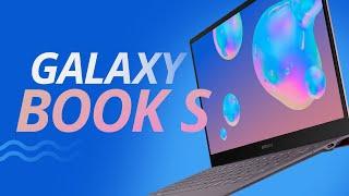 UM DOS NOTEBOOKS MAIS FINOS DO MUNDO: Samsung Galaxy Book S [Análise/Review]