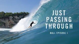 Vidéo : Rob Machado, en passant par Bali