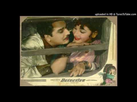Detective-1958-Full Songs Jukebox MukulRoy_Shailendra