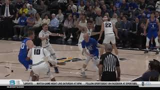 BYU tops Utah State in Beehive Classic for eighth-straight rivalry win