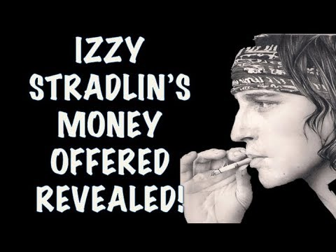 Guns N' Roses News: Izzy Stradlin Money Offer To Join Reunion Revealed!