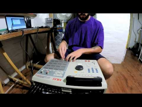 DJRC: MPC2000XL Beat (Anda ya)