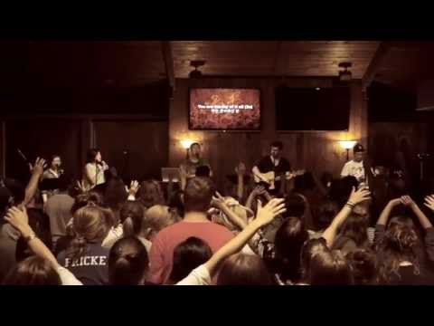 Overflowing worship in Kona,Monday ministry night -02