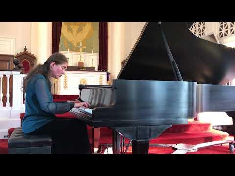 Anastasia Seifetdinova, Beethoven Sonata No.21,C Major, Waldstein, op.53