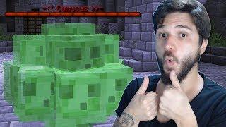 Minecraft: ISSO AQUI TÁ FICANDO LINDO DEMAIS!!!