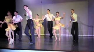 BAILA Society Showcase at Bronx Community College - El Dulcerito