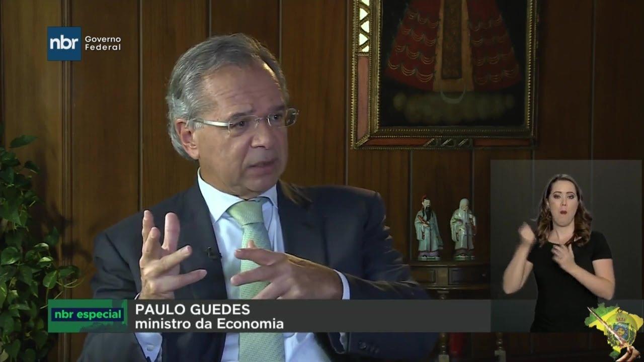 A NOVA PREVIDÊNCIA - Entrevista com o Ministro da Economia PAULO GUEDES