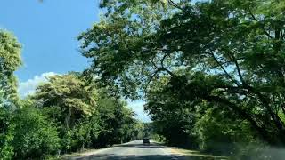 15 Minutes Road trip in Colombia from Santa Marta to Bogota
