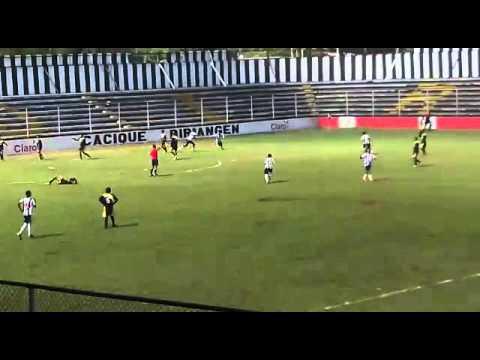 Gol de Bryan Roman Diriangen 2-2 río san juan