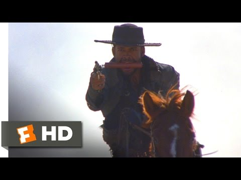 Posse (10/12) Movie CLIP - Taking out the Gun (1993) HD