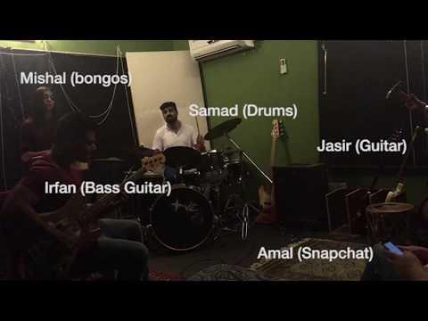 Harder Rock, Jambro - Live & Imrpovised @Grassroots Karachi