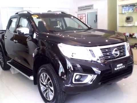 Nissan Navara VL MT 4x4 Review - YouTube