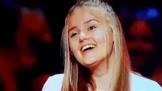Jess' appearance on Voice Kids 2018