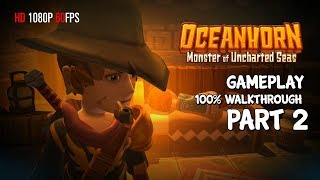 Oceanhorn: monster of uncharted seas complete walkthrough part 1