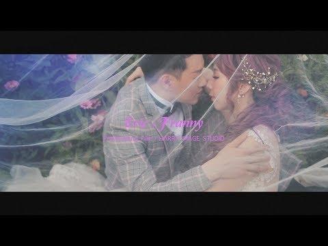 Eric+Franny 婚紗側錄MV(訪談式)